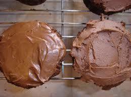 Chocolate Buttermilk Frosting Recipe
