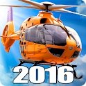 Helicopter Simulator SimCopter 2016 Free icon