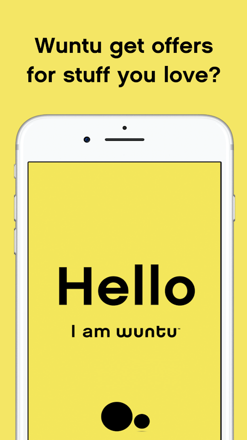 Wuntu- screenshot