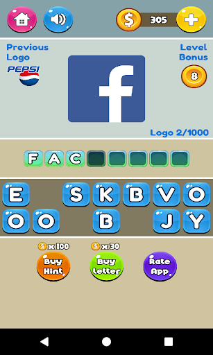 Logo Quiz - Fun Quizzes 3.7 screenshots 2