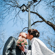 Wedding photographer Karina Vishnevskaya (CarinaVishnevsk). Photo of 08.02.2013