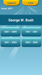 US Presidents Quiz- screenshot thumbnail