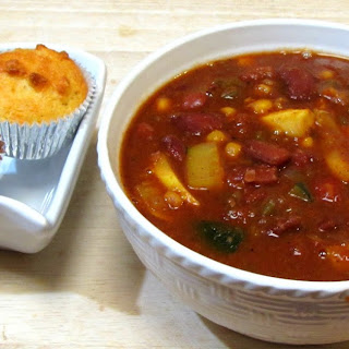 Vegetarian Chili Recipe - Healthy and Delicious Meal on a Budget.