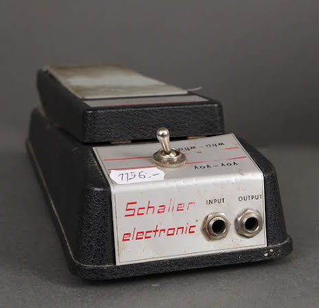 Schaller Electronic Wah USED - Good Condition