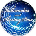 Twinkling Star Math Puzzle - Sacred geometries icon
