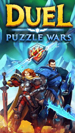 Duel - Puzzle Wars PvP - screenshot