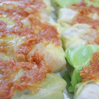 Cabbage Stuffed Green Peppers Recipes