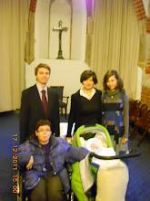 Photo: 17 XII 2011 roku -  z Mamą chrzestną  Agnieszką