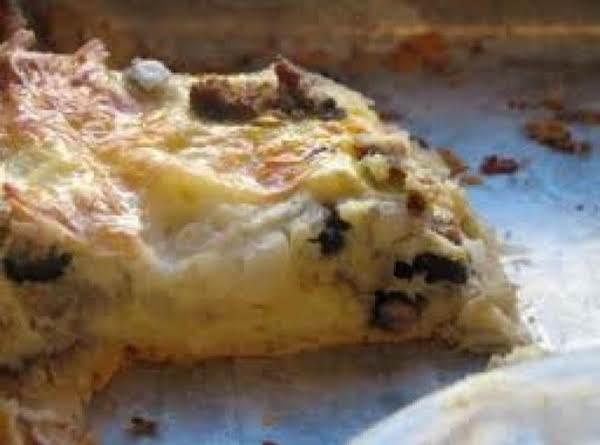Darlene's Breakfast Pizza