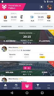 Pronósticos Fútbol - náhled
