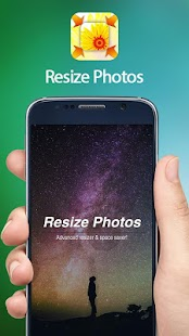 Resize Photos- screenshot thumbnail