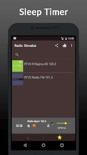 Radio Online Slovakia - náhled