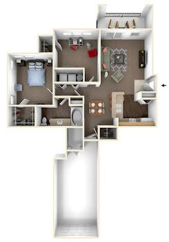 Go to Cosmo Floorplan page.