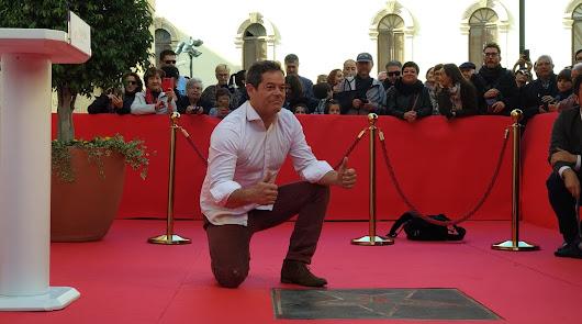 Jorge Sanz ya es una estrella en Almería
