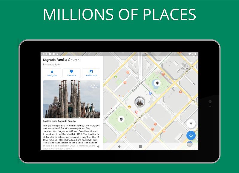 Sygic Travel Maps Offline & Trip Planner Screenshot 9