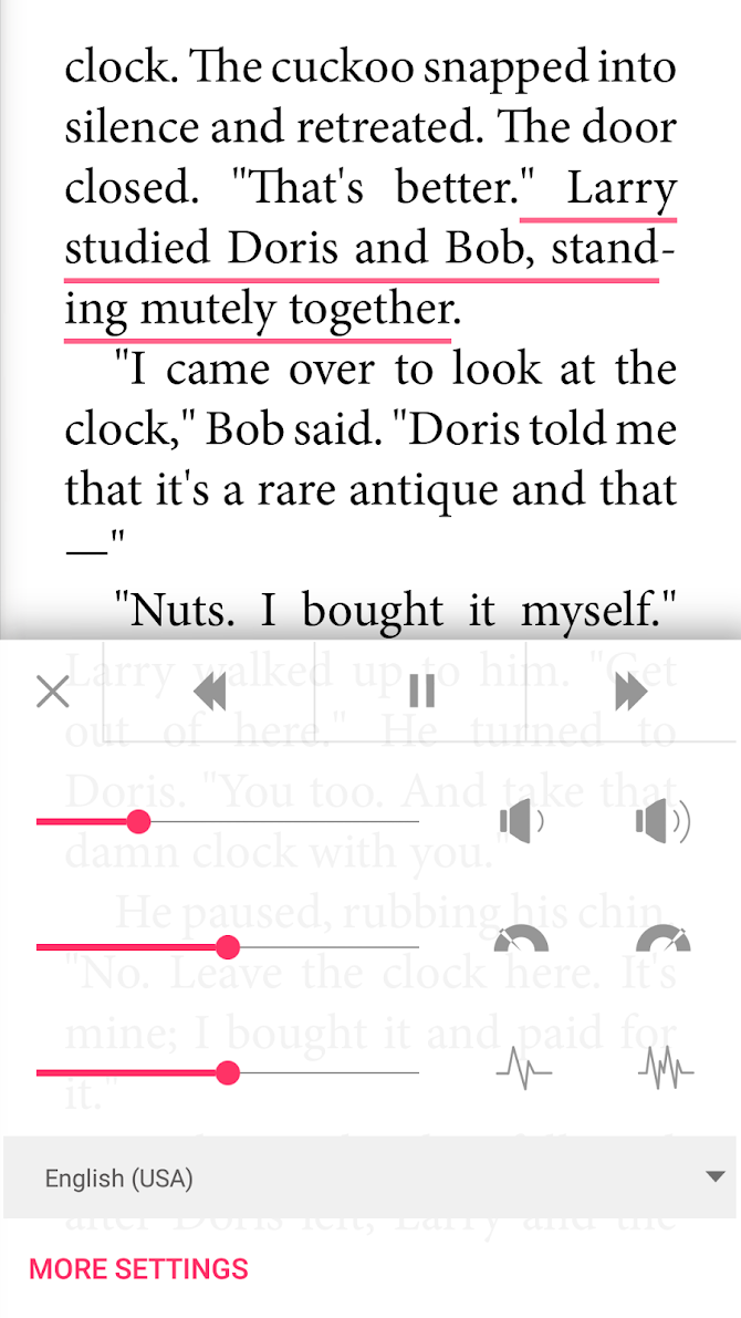 Bookari Ebook Reader Premium Android 5