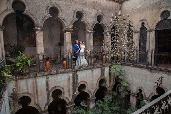 Fotógrafo de bodas Cuauhtémoc Bello (flashbackartfil). Foto del 25.05.2017