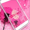 Pink Keypad for Galaxy S3 Mini icon
