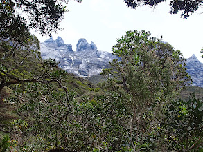 Photo: First day, climbing/hiking up 6 km speed about 1km/hour...