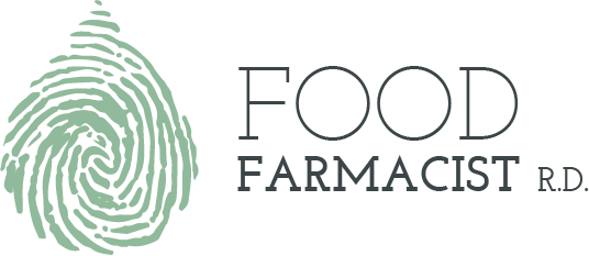 Food Farmacist RD logo
