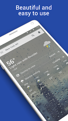 Weather – The Weather Channel v7.11.0 [Ad-Free]