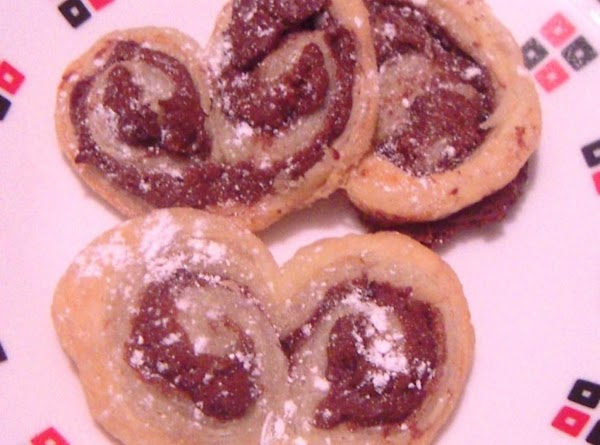 Sprinkle Powdered Sugar over them to give a little added sweetness.  (This was...