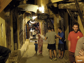 Photo: večerní Fez, Medina