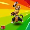 Kung Fu Run Subway - Tiger Runner Jungle Rush 2018 APK
