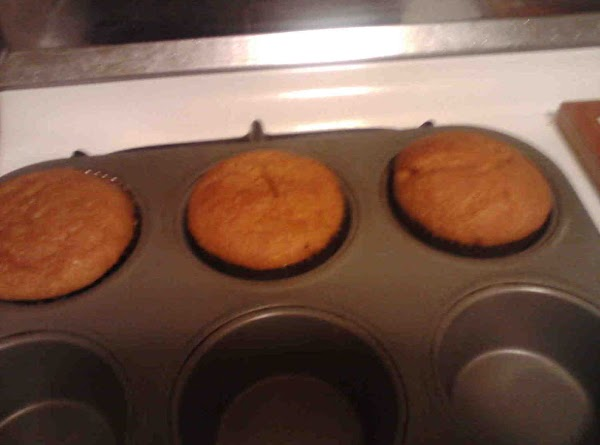 Fill cupcake papers 3/4 way full (i use icecream scoop)Bake at 350 for 15-17min.Let...