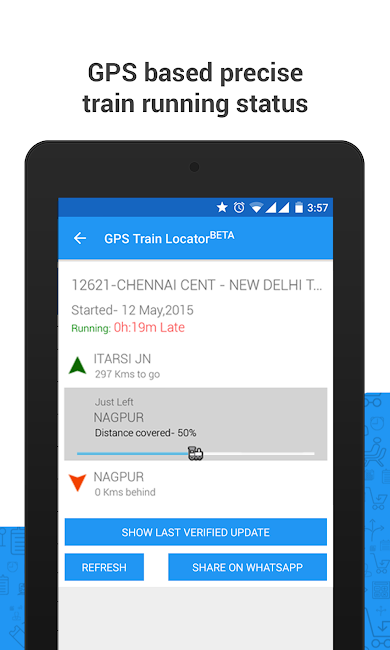 #14. PNR Status & Indian Rail Info (Android)