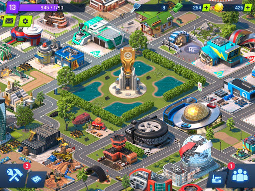 Overdrive City – Car Tycoon Game screenshot 12