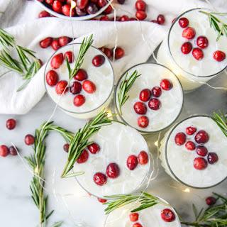 White Christmas Margaritas Recipe