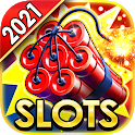 Lucky Time Slots Online - Free Slot Machine Games icon
