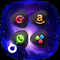 Galaxy - Solo Launcher Theme icon