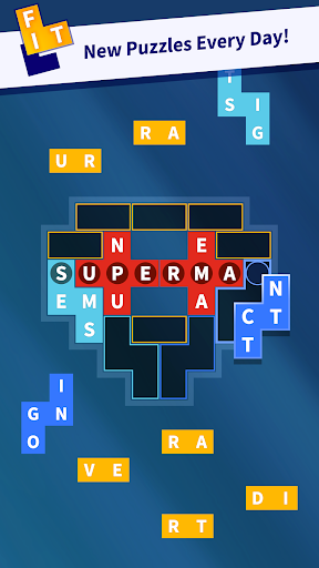 Flow Fit - Word Puzzle screenshot 4