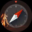 Smart Compass: GPS Coordinates - GPS Tracker icon