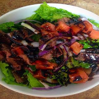 Balsamic Steak Salad.
