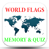World Flags Memory and Quiz