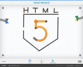 Photo: input/output is built on HTML5! Thanks for noticing, Ian. http://goo.gl/ouB8B