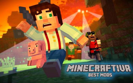 Minecraftiva Best Mods screenshot 2