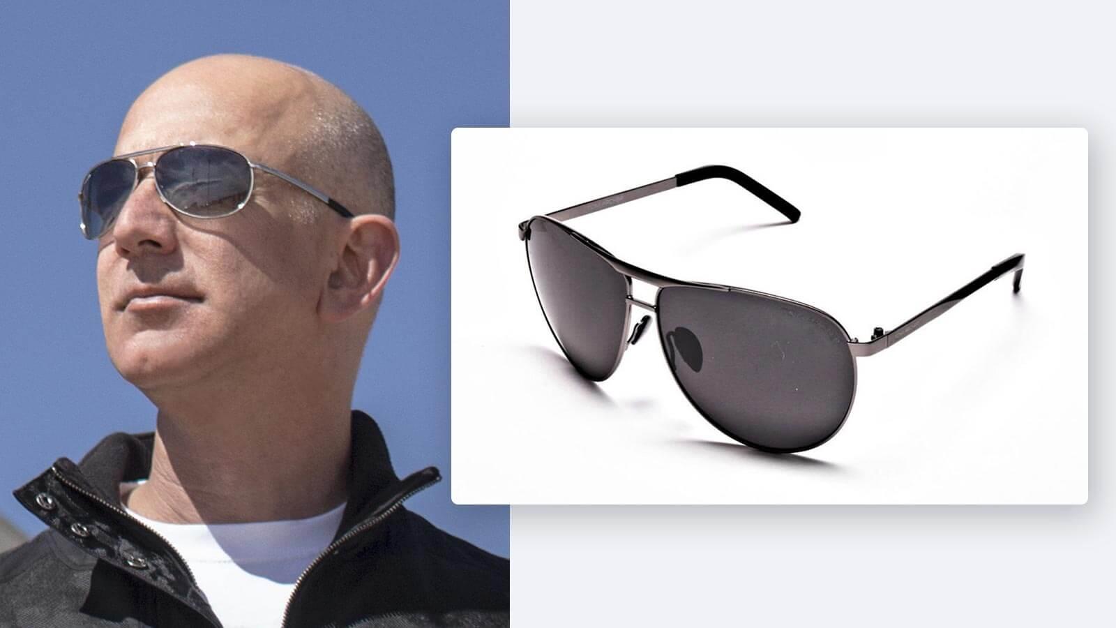 Jeff Bezos Sunglasses