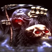 Grim Reaper Soul Taker LWP
