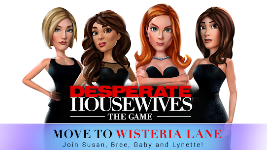 Desperate Housewives: The Game MOD 18.19.35 (Unlimited Cash/Diamonds) Apk + Data 1