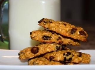 Wholesome Autumn Breakfast Cookies Recipe