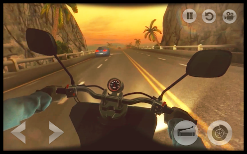 Traffic Rider : City Highway Traffic Racer Game 3D - náhled
