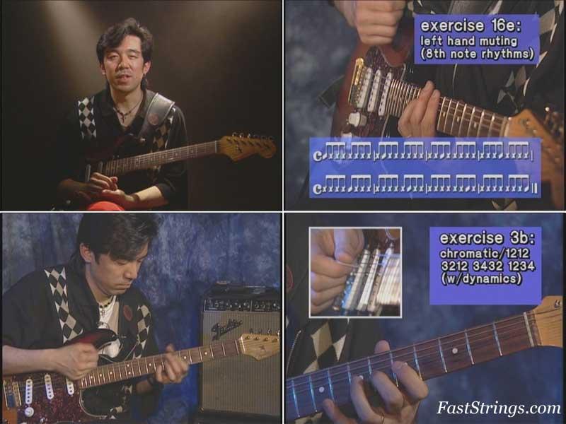 Tomo Fujita - Accelerate Your Guitar Playing