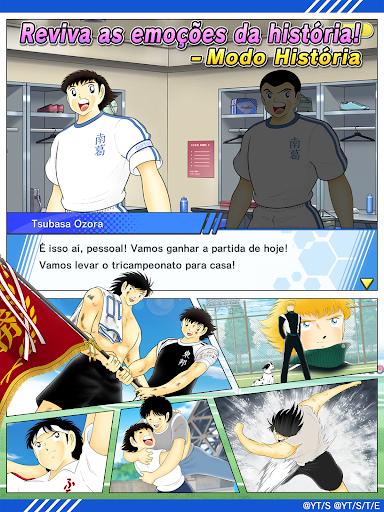a03dbf4f7f Baixar Captain Tsubasa  Dream Team para Android no Baixe Fácil!