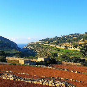malta by Amadeo Axiak - Landscapes Mountains & Hills
