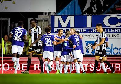 Une copie décevante pour Charleroi, une victoire encourageante pour Anderlecht