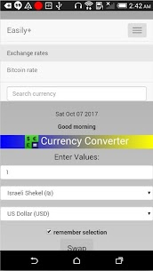 Currency Converter Easily+ 1.4.4 Mod APK Updated Android 2